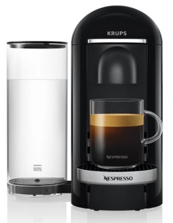 test Krups Nespresso Vertuo